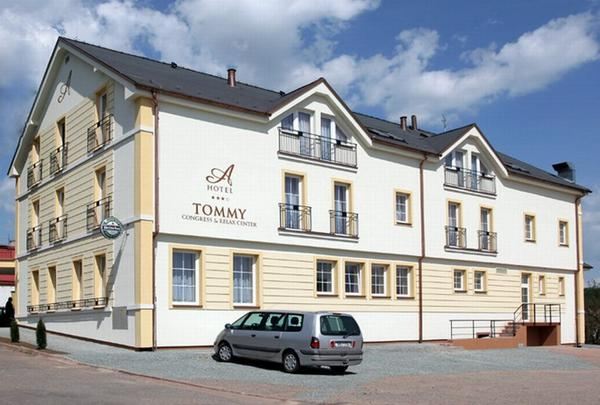 HOTEL TOMMY congress & relax center ***