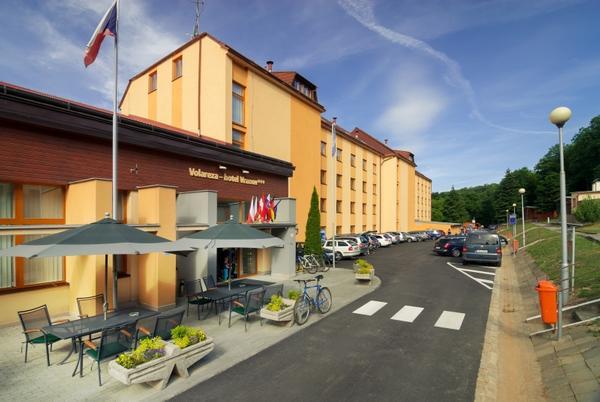 Volareza - hotel Vranov***