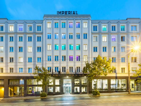 Pytloun Grand Hotel**** Imperial