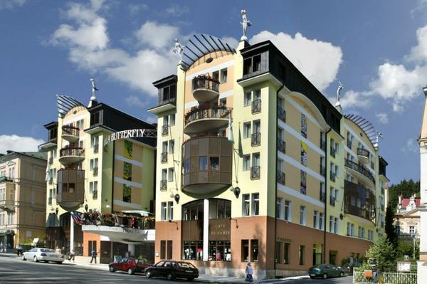 Danubius Hotel Villa Butterfly ****