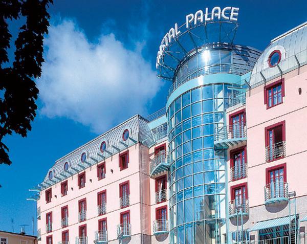 EuroAgentur Hotel Cristal Palace