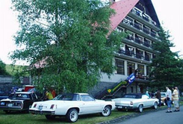 Hotel Rusava ***-wellness hotel