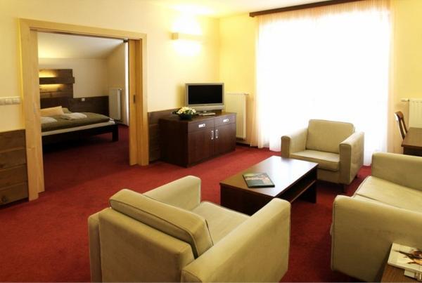 APT obývací pokoj