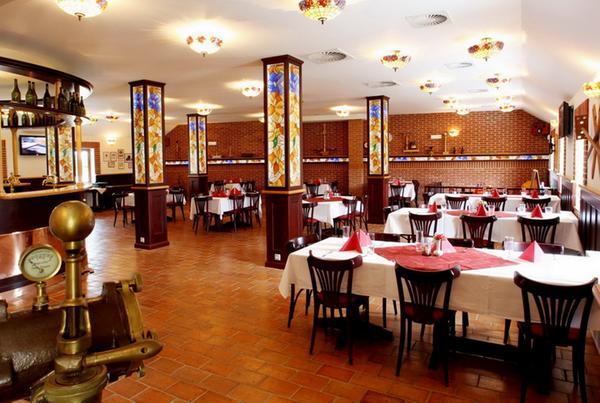 Restaurace Purkmistr