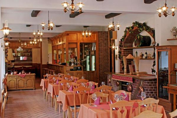 Hotelová restauracia